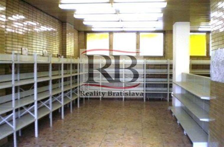 Obchodní prostory, Pronájem, Bratislava - Petržalka - Bohrova