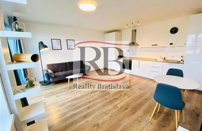 2-izb. byt, Prenájom, Bratislava - Nové Mesto - Pri Starej Prachárni