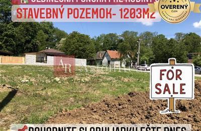 Grundstück für Einfamilienhäuser, Verkauf (Angebot), Lednické Rovne