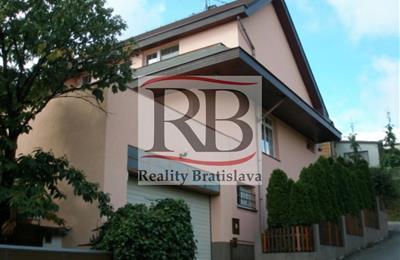Rodinná vila, Prenájom, Bratislava - Nové Mesto - Ôsma