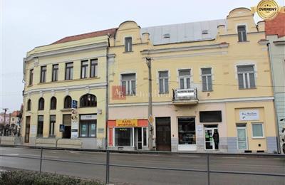 Objekt pro obchod, Prodej, Šahy - SNP - SNP