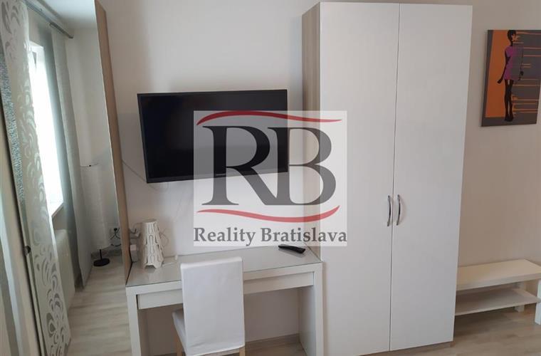 Garsonka, Pronájem, Bratislava - Nové Mesto - Bartoškova