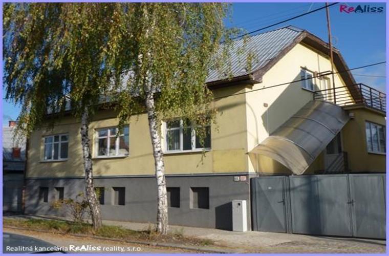 Kancelárie, administratívne priestory, Prenájom, Bánovce nad Bebravou - SNP