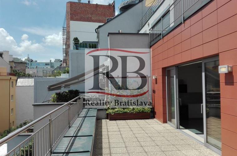 Büros, Verwaltungsräume, Vermietung (Angebot), Bratislava - Staré Mesto - Dunajská