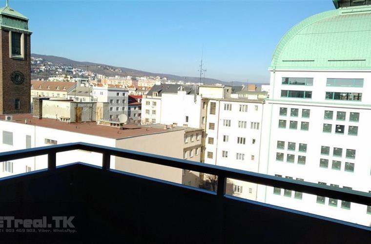 One-bedroom apartment, Lease, Bratislava - Staré Mesto - Blumentálska - Stein