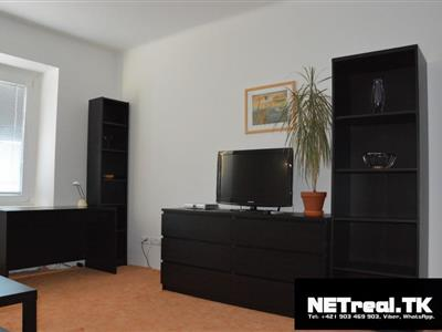 One-bedroom apartment, Lease, Bratislava - Ružinov - Záhradnícka