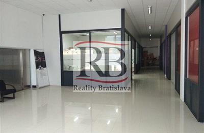 Obchodní prostory, Pronájem, Bratislava - Nové Mesto - Stará Vajnorská