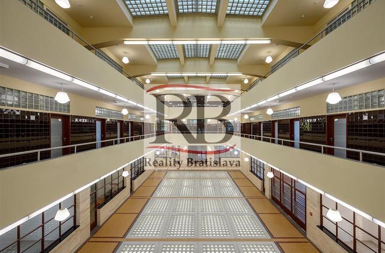 Büros, Verwaltungsräume, Vermietung (Angebot), Bratislava - Staré Mesto - Bezručova