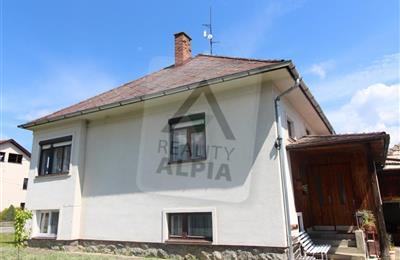Einfamilienhaus, Verkauf (Angebot), Liptovský Ján