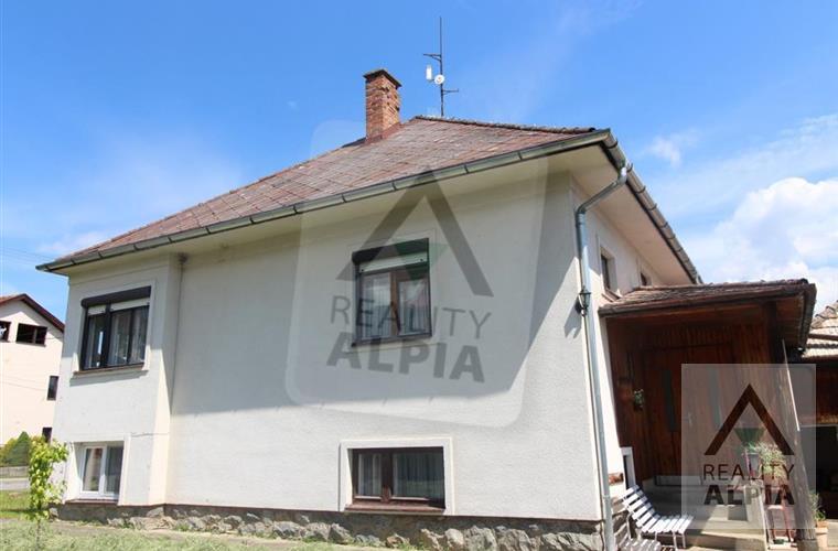 Rodinný dům, Prodej, Liptovský Ján
