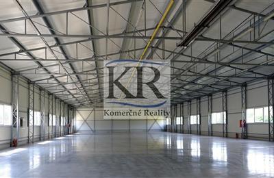 Lagerräume, Vermietung (Angebot), Nové Mesto nad Váhom - x