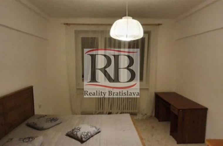 2-izb. byt, Prenájom, Bratislava - Nové Mesto - Ukrajinská