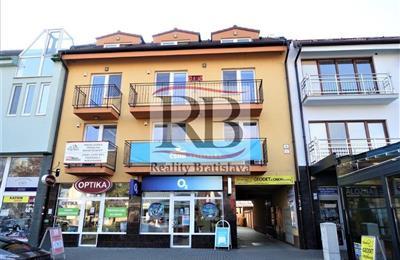 Business premises, Lease, Senec - Lichnerova