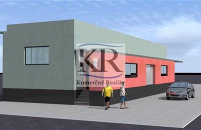 Lagerräume, Vermietung (Angebot), Nové Mesto nad Váhom