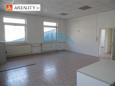 Büros, Verwaltungsräume, Vermietung (Angebot), Bratislava - Nové Mesto - Račianska > Varšavská ul.