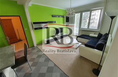 2-szob. lakás, Bérlet, Bratislava - Ružinov - Haburská