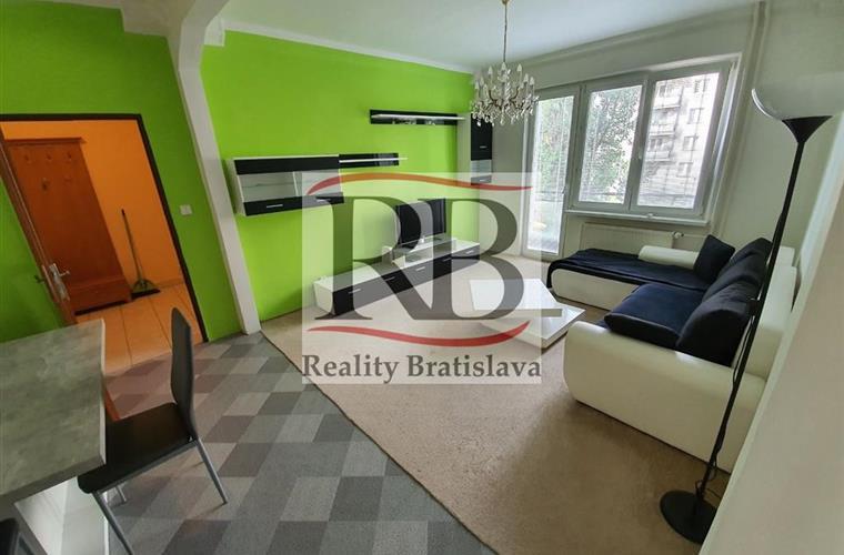 2-Zimmer-Wohnung, Vermietung (Angebot), Bratislava - Ružinov - Haburská