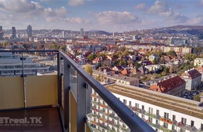 Byt 2+1, Pronájem, Bratislava - Ružinov - Plynárenská - BBC1