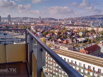 Two-bedroom apartment, Lease, Bratislava - Ružinov - Plynárenská - BBC1