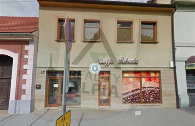 Obchodní prostory, Prodej, Krupina - Svätotrojičné nám.