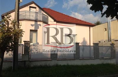 Rodinný dům, Pronájem, Bratislava - Lamač - Segnáre