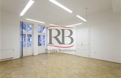 Kanceláře, administrativní prostory, Pronájem, Bratislava - Staré Mesto - Štefánikova