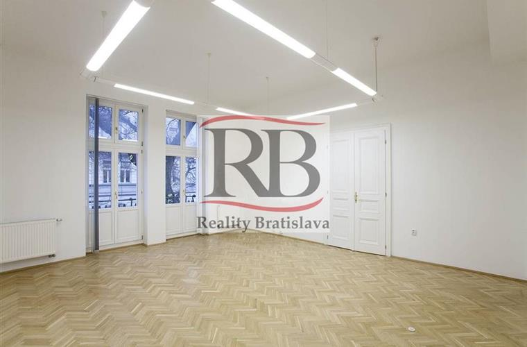 Büros, Verwaltungsräume, Vermietung (Angebot), Bratislava - Staré Mesto - Štefánikova