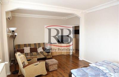 One-bedroom apartment, Lease, Bratislava - Ružinov - Trenčianska