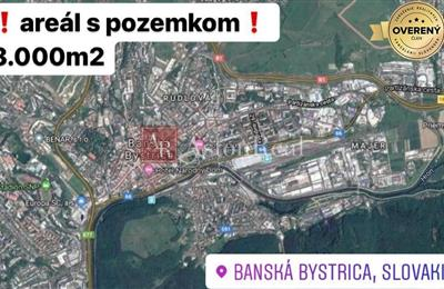 Geschäftsobjekt, Verkauf (Angebot), Banská Bystrica - Banská Bystrica
