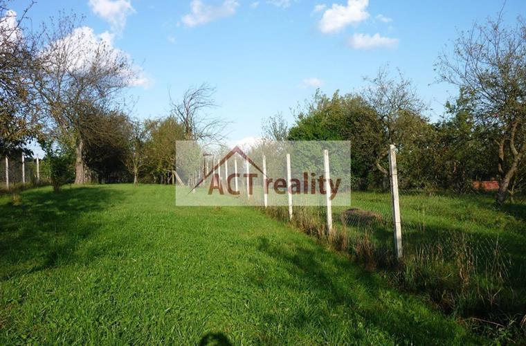 Pozemek pro rodinné domy, Prodej, Nitrianske Sučany - Nitrianske Sučany