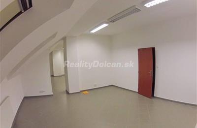 Büros, Verwaltungsräume, Vermietung (Angebot), Nitra - Štefánikova trieda - Štefánikova trieda