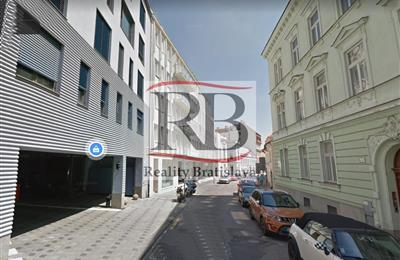 Büros, Verwaltungsräume, Vermietung (Angebot), Bratislava - Staré Mesto - Panenská