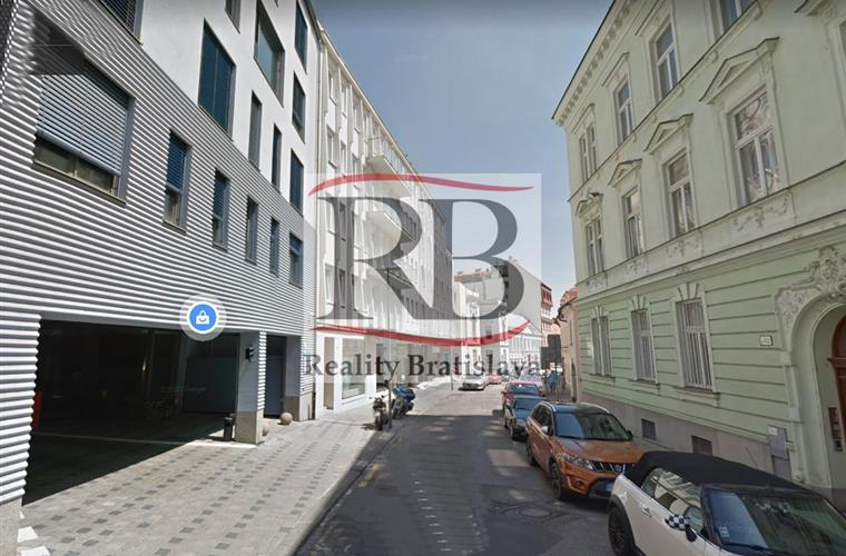 Kanceláře, administrativní prostory, Pronájem, Bratislava - Staré Mesto - Panenská