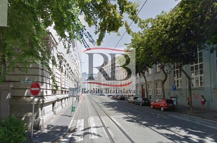 Obchodní prostory, Pronájem, Bratislava - Staré Mesto - Palackého