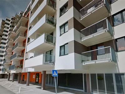 2-Zimmer-Wohnung, Vermietung (Angebot), Bratislava - Ružinov - Jégého - JEGEHO ALEJ nejnovejší budova