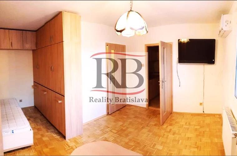 1-izb. byt, Prenájom, Bratislava - Ružinov - Staré záhrady