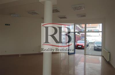 Geschäftsräume, Vermietung (Angebot), Bratislava - Podunajské Biskupice - Ulica Svornosti