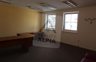 Kanceláře, administrativní prostory, Pronájem, Martin