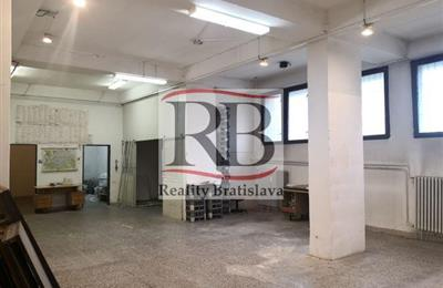 Geschäftsräume, Verkauf (Angebot), Bratislava - Podunajské Biskupice - Kazanská