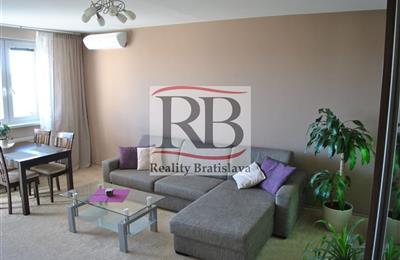 2-izb. byt, Prenájom, Bratislava - Petržalka - Fedinova