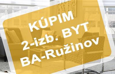 Two-bedroom apartment, Purchase, Bratislava - Ružinov - Ružinov