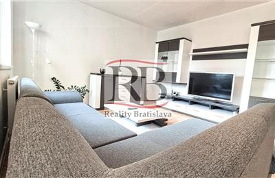 2-Zimmer-Wohnung, Vermietung (Angebot), Bratislava - Ružinov - Čečinová