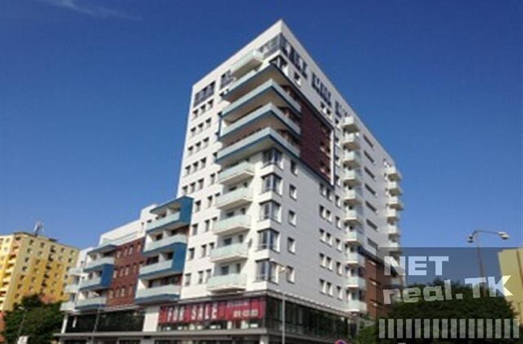 2-izb. byt, Prenájom, Bratislava - Nové Mesto - Hálkova - Blízko POLUS, SLIMÁK