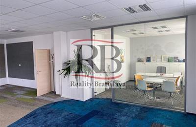 Kancelárie, administratívne priestory, Prenájom, Bratislava - Ružinov - Slovnaftská