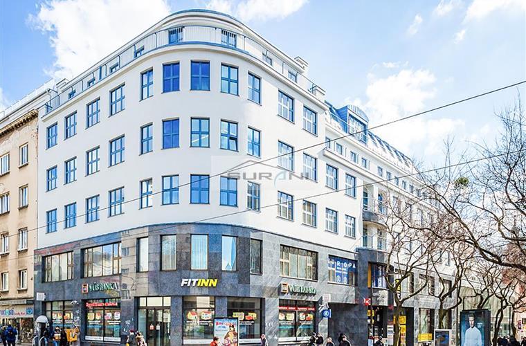 Kanceláře, administrativní prostory, Pronájem, Bratislava - Staré Mesto - Poštová