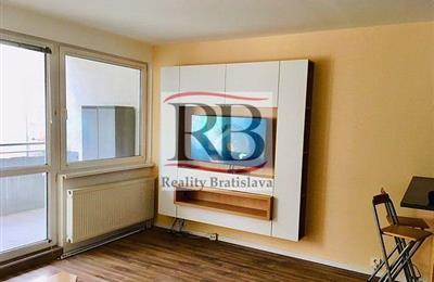 Byt 2+1, Pronájem, Bratislava - Ružinov - Koceľova