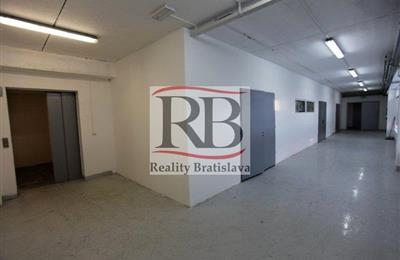 Lagerräume, Vermietung (Angebot), Bratislava - Nové Mesto - Elektrárenská