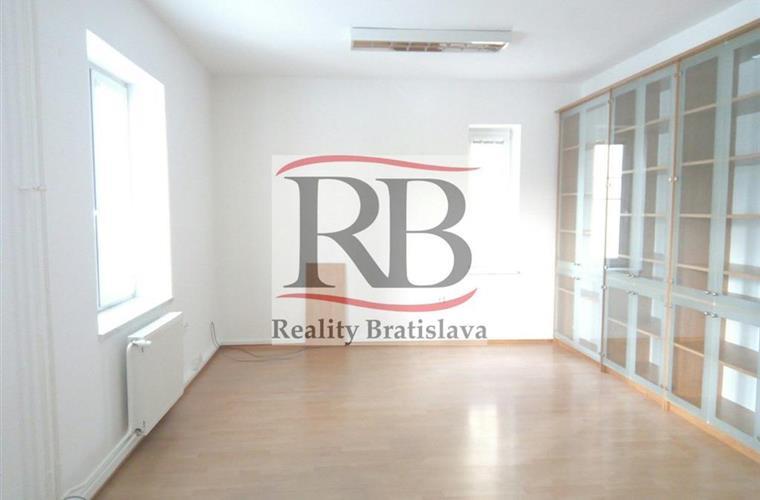 Büros, Verwaltungsräume, Vermietung (Angebot), Bratislava - Ružinov - Zelinárska