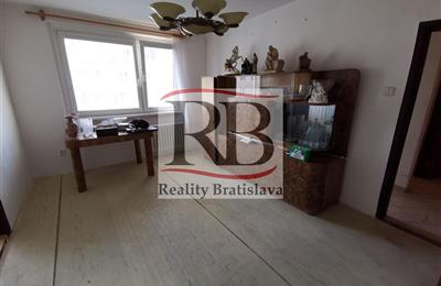 Two-bedroom apartment, Sale, Bratislava - Dúbravka - Cabanova