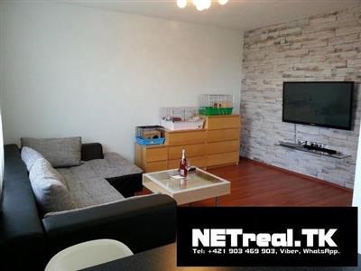 One-bedroom apartment, Lease, Bratislava - Ružinov - Doležalova - Tichá lokalita blízko zástavby menších RD.